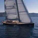 Cruise Q-MEMBRANE-sails-SOLARIS 60