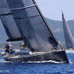 MEMBRANE Race Q-sails-SOLARIS 60