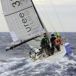 Cruise Q-MEMBRANE-sails-AZUREE 33